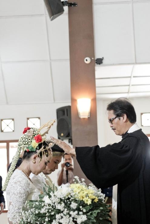 WEDDING YOGYAKARTA ~ Dito & Tanti #16