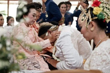WEDDING YOGYAKARTA ~ Dito & Tanti #17