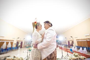 WEDDING YOGYAKARTA ~ Dito & Tanti #19