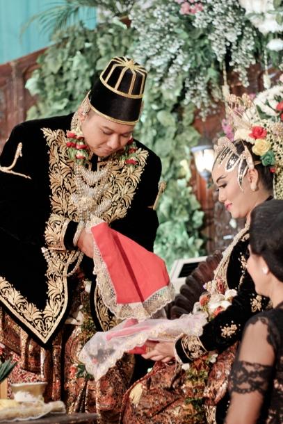 WEDDING YOGYAKARTA ~ Dito & Tanti #27