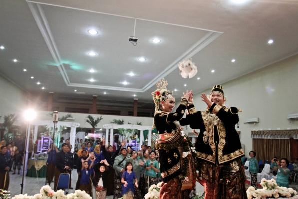 WEDDING YOGYAKARTA ~ Dito & Tanti #31