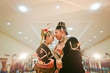 WEDDING YOGYAKARTA ~ Dito & Tanti #35