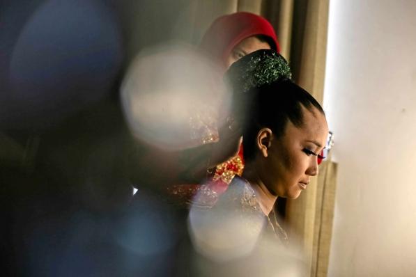 WEDDING YOGYAKARTA ~ Dito & Tanti #5