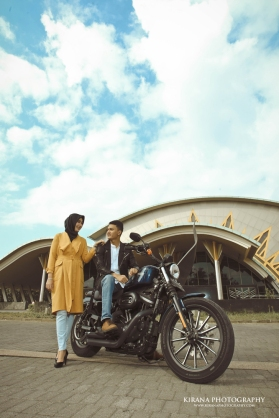 PREWEDDING YOGYAKARTA SOLO SEMARANG - Elka & Andi 2