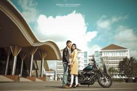 PREWEDDING YOGYAKARTA SOLO SEMARANG - Elka & Andi 3