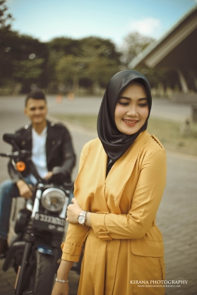 PREWEDDING YOGYAKARTA SOLO SEMARANG - Elka & Andi 4