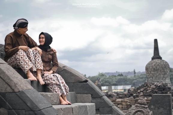 PREWEDDING YOGYAKARTA SOLO SEMARANG - WIDYA & ENZA 10