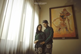 PREWEDDING YOGYAKARTA SOLO SEMARANG - WIDYA & ENZA 2