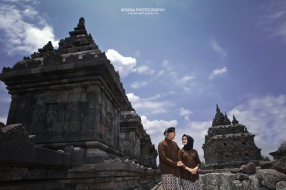 PREWEDDING YOGYAKARTA SOLO SEMARANG - WIDYA & ENZA 6