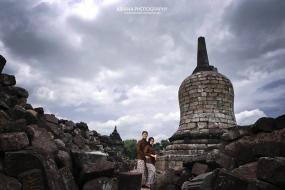 PREWEDDING YOGYAKARTA SOLO SEMARANG - WIDYA & ENZA 7